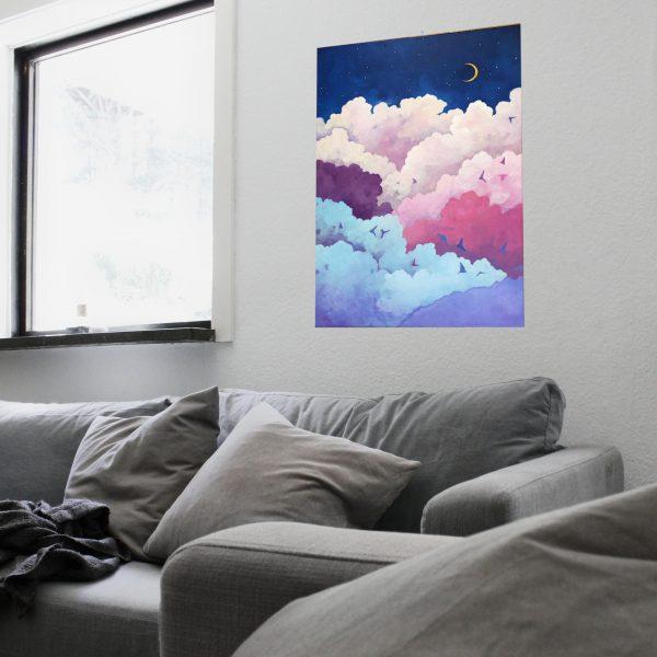 wizualizacja chmur